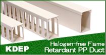 Halogen-free Flame Retardant PP Duct